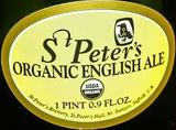 St. Peters Organic English Ale Beer