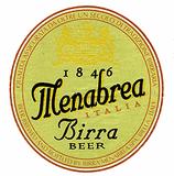 Menabrea Bionda Beer