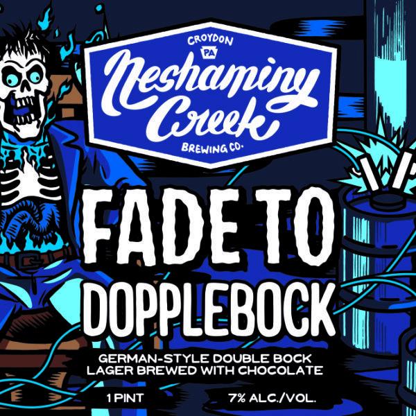 Neshaminy Creek Fade to Doppelbock Beer
