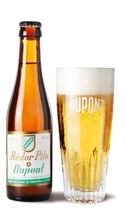 Dupont Redor Pils beer Label Full Size