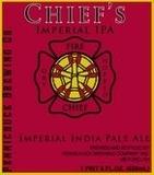 Pennichuck Chief's IPA 2009 beer