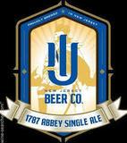 NJ Beer Co 1787 Abbey SIngle beer