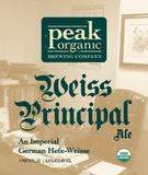 Peak Organic Weiss Principal Ale beer