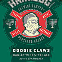 Hair of the Dog Doggie Claws Beer