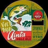 Uinta Cutthroat - Wet Hopped beer