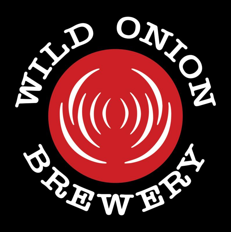 Wild Onion Hefty Weiss beer Label Full Size
