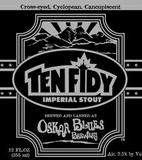 Oskar Blues Ten Fidy 2010 beer