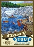Kern River Class V Stout Beer
