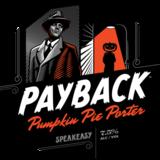 Speakeasy Payback Pumpkin Pie Porter beer