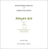 Maine  Peeper Beer