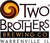 Mini two brothers toffee porter