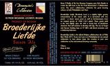 De Proef Sly Fox Broederlijke Liefde Beer
