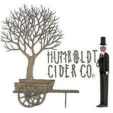 Humboldt Cider Co. Honey beer Label Full Size
