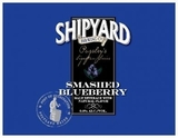 Shipyard Smashed Blueberry Beer