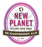 New Planet 3R Raspberry Gluten Free Beer