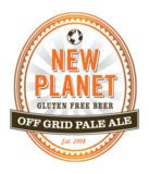 New Planet Off Grid Pale Ale Gluten Free Beer