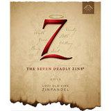 7 Deadly Zins wine