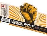 Revolution Coup D'Etat Saison beer
