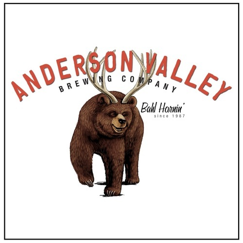 Anderson Valley GT Gose beer Label Full Size