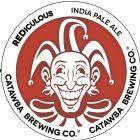 Catawba Rediculous Red IPA beer Label Full Size