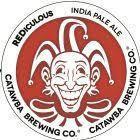 Catawba Rediculous Red IPA beer