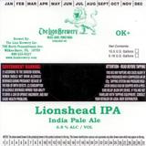 Lionshead IPA Beer