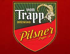 Von Trapp Pilsner beer Label Full Size