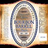 AleWerks Bourbon Barrel Porter beer