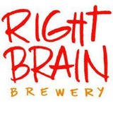Right Brain Naughty Girl Stout beer