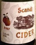 Scandi Pear Cider Beer