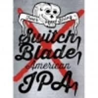 Four String Switchblade IPA beer Label Full Size