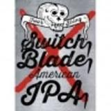 Four String Switchblade IPA beer