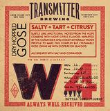 Transmitter W4 Gose Beer
