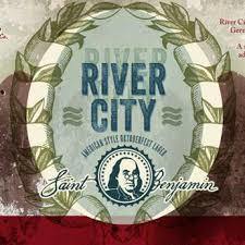 Saint Benjamin River City Ale beer Label Full Size