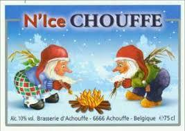A'chouffe N'ice Chouffe 2015 beer Label Full Size