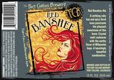 Fort Collins Red Banshee beer