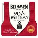 Belhaven 90/~ Wee Heavy Nitro beer