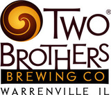 Two Brothers Blueberry Wheat beer