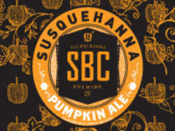 Susquehanna McGillin's Pumpkin Ale beer Label Full Size