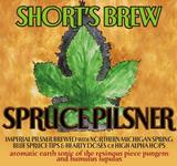 Short's India Spruce Pilsner beer