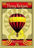 Flying Belgian Salvation A La Mode beer