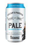 Oscar's Pardon® Belgian-Style Pale Ale beer