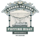 Around the Bend Puffing Billy Beer