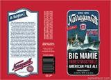 Narragansett Big Mamie Pale Ale beer