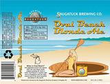 Saugatuck Oval Beach Blond Beer