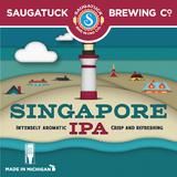 Saugatuck Singapore IPA beer
