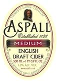 Aspall Medium English Cider beer