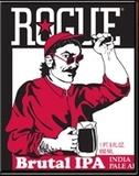 Rogue Brutal IPA beer
