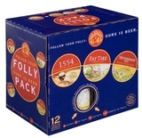 New Belgium Folly Pack Beer