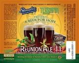 Terrapin Shmaltz Reunion Ale 2011 beer